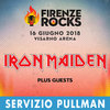 IRON MAIDEN Firenze 16/06/2018