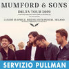 MUMFORD AND SONS Milano 29/04/2019
